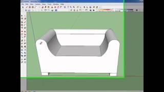 Download บทที่ 8 การสร้างโซฟา Google Sketchup Pro 8 Video
