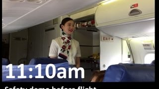 Download Philippine Airlines Q400 Aircraft to Naga City Video