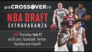 Download LIVE: SI's Crossover TV NBA Draft Extravaganza! Video
