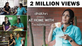 Download At home with Devadarshini and her daughter| I find peace when I enter home| JFW Exclusive Video