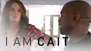 Download I Am Cait | Kanye West Shares Empowering Words With Caitlyn | E! Video