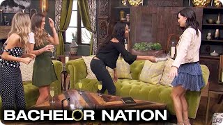 Download Becca Gets Some Sage Advice from Rachel Lindsay! | The Bachelorette US Video