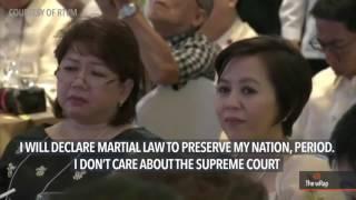 Download Dela Rosa: I doubt Duterte will declare martial law Video