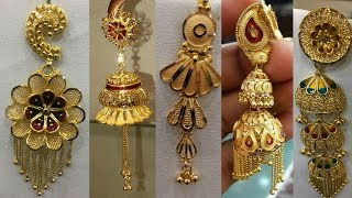 Download LATEST GOLD EARRING DESIGNS HUGE COLLECTION Video