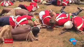 Download Commemoration of the Battle of Isandlwana Video