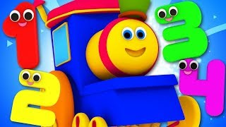 Download Bob The Train Cartoons For Children | Kindergarten Nursery Rhymes For Kids Video