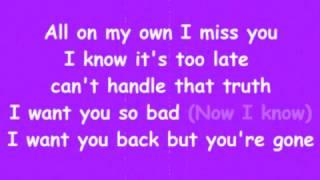 Download Naughty Boy - Should've Been Me (Lyrics Video) Video