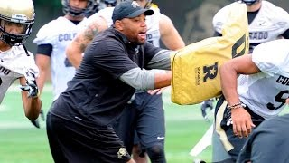 Download Get to know Oregon Ducks defensive backs coach Charles Clark Video