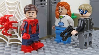 Download Lego Spider-Man Bank Robbery Video