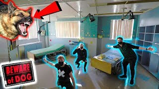 Download (Attack Dogs!) EXPLORING ABANDONED UNTOUCHED HOSPITAL Video