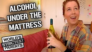Download Teens Buy Irish Cream ″to Get Into the Spirits of Things″ | World's Strictest Parents Video
