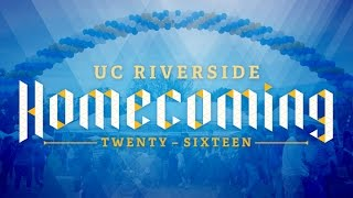 Download UC Riverside Homecoming 2016 Video