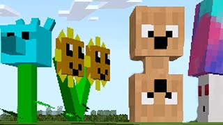 Download Plants vs. Zombies 2 - Minecraft Mod! Video