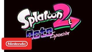 Download Splatoon 2: Octo Expansion Trailer - Nintendo Switch Video