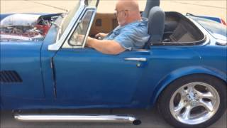 Download MG Midget with a 327 First Drive Video