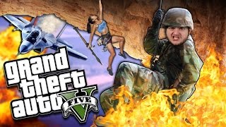 Download DO NOT FALL! | GTA 5 Funny Moments (Custom Game) Video