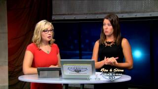 Download News anchors freak out during Oklahoma earthquake Video