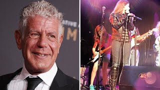 Download Anthony Bourdain's Daughter Performs at Concert Just Days After His Death Video