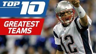 Download Top 10 Greatest Teams in NFL History | NFL Films Video