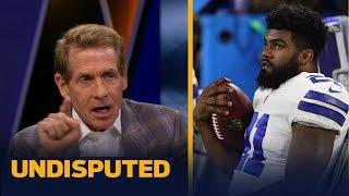 Download Ezekiel Elliott has a better chance of winning his case than Tom Brady did | UNDISPUTED Video
