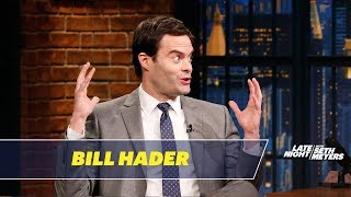 Download Bill Hader Reveals What Made Him Break on SNL Video