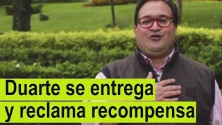 Download Duarte se entrega y reclama recompensa | #DiarioDeConfianza Video
