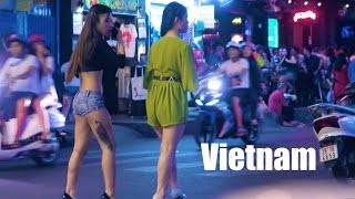 Download Vietnam Nightlife 2017 - Vlog 143 (bars, cheap beer, girls) Video