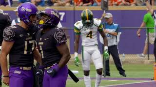 Download JMU running back plays the day his father died | College GameDay | ESPN Video