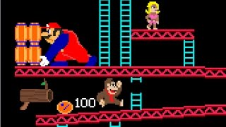 Download If Donkey Kong and Mario switched places Video