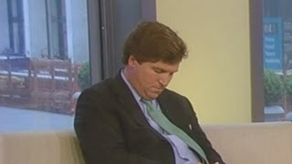 Download Tucker Carlson Falls Asleep Live on Fox News Video