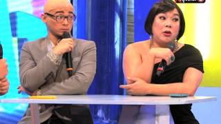 Download Tropa Mo Ko Nice Diba - Anino Abundat Darla visits the Set Video