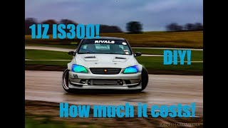 Download How much it costs to 1JZ swap your IS300! #is300 #boosted #1JZswap Video