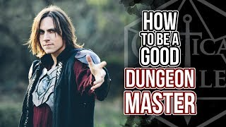 Download Matthew Mercer: Lessons in being a Good Dungeon Master Video