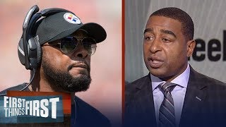 Download Mike Tomlin gives fiery answer on Steelers' handling of anthem - was he right? | FIRST THINGS FIRST Video