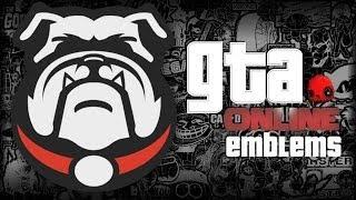 Download GTA V - Bulldog - Emblem Tutorial ( Grand Theft Auto 5 ) Screetch2009 Video