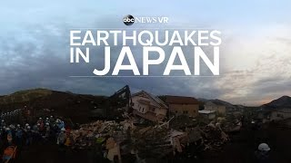 Download Earthquakes in Japan | ABC News #360Video Video