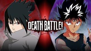 Download Sasuke VS Hiei (Naruto VS Yu Yu Hakusho) | DEATH BATTLE! Video