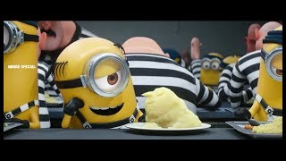 Download Despicable Me 3 2017 - Minions in Jail funny Scene Video