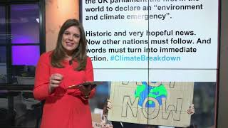 Download UK Parliament declares climate change an emergency?   #TheCube Video