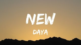 Download Daya - New (Lyrics / Lyrics Video) Video