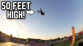 Download BIGGEST TRIPLE BACKFLIP EVER! Video