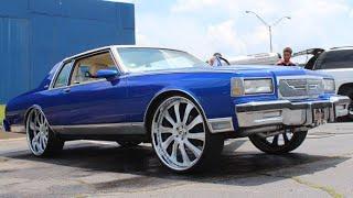Download Veltboy314 - '87 Twin Turbo LS Box Chevy Caprice Landau On 26″ Forgis - Certified Summer Car Show Video