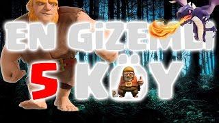 Download Clash of Clans'ın En Gizemli 5 Köyü! Video
