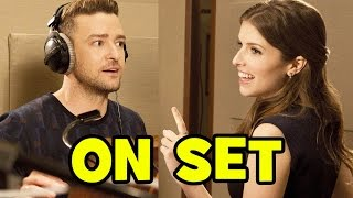 Download Behind The Scenes With TROLLS Cast (Movie B-Roll & Bloopers) - Anna Kendrick, Justin Timberlake Video