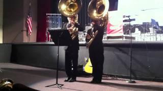 Download hilarious tuba solo Video