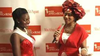 Download Miss Africa USA Finalist 2010, Okawa Shaznay from Cameroon Video