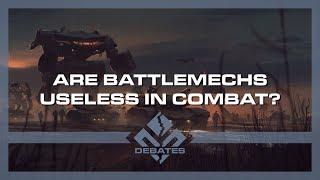 Download Are BattleMechs Useless in Combat? | Battletech | Debates Pilot Video