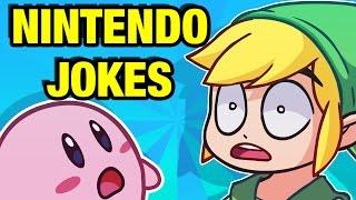 Download YO MAMA! Nintendo Jokes ft. Kirby, Link, Mario and more! Video