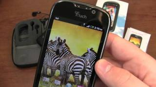 Download HTC myTouch 4G Unboxing Video