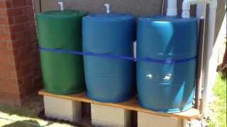 Download Rain Barrel Irrigation System Video